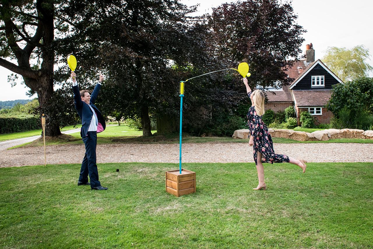 VIntage Lawn Games Hire