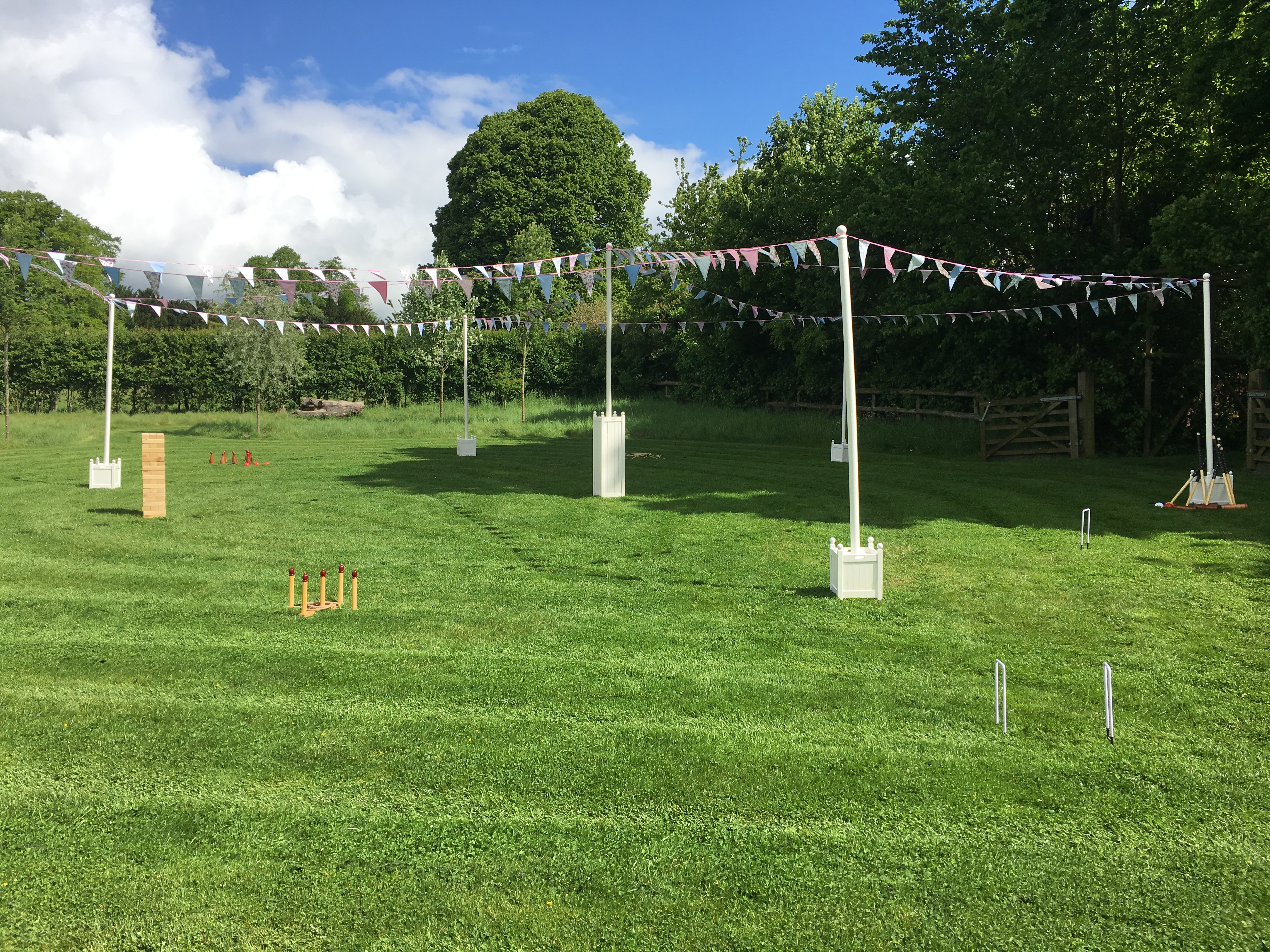 Outdoor Giant Game Hire